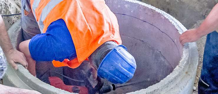 Confined Spaces: Entry Team Training – Construction Activities