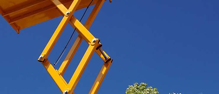 Scissor Lifts for Construction