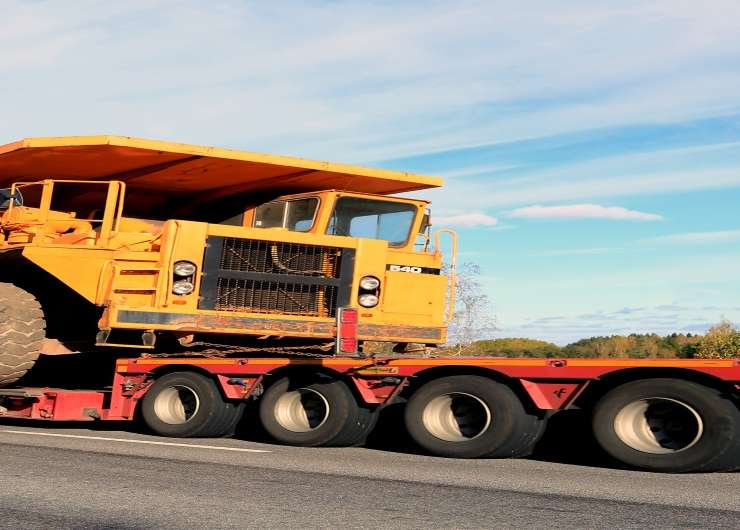 Load Securement for Heavy Equipment (US)