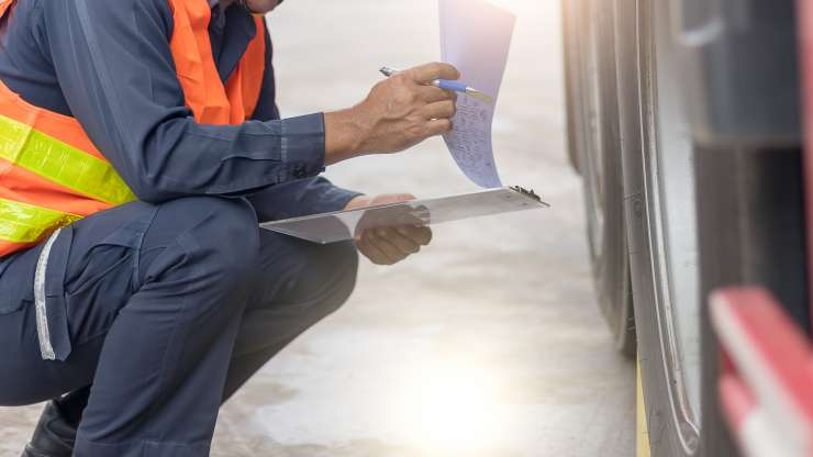 Daily Pre-Trip Inspections – Keep the Road Safe