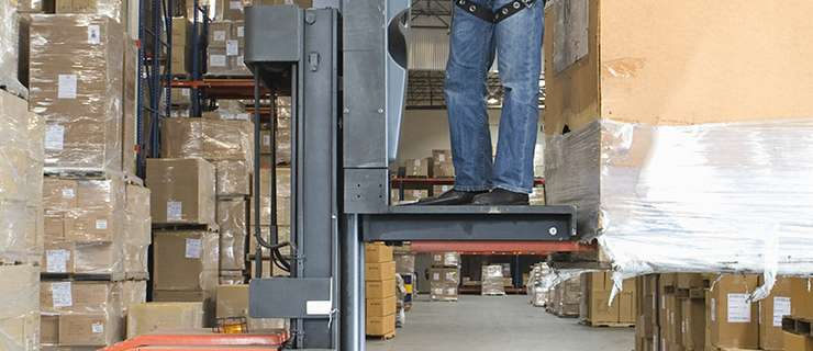 Stand Up Forklift – Operator Safety (CAN)