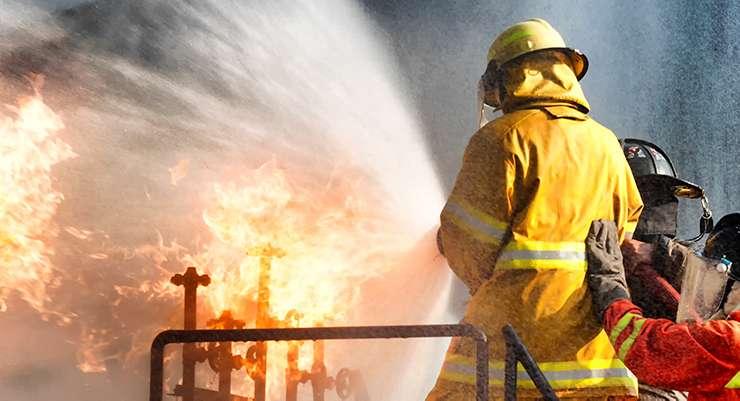 Maritime Firefighting Training (Basic) (OSHA)