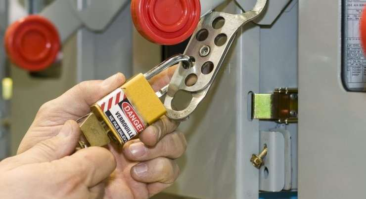 Lockout Tagout in the Workplace Training