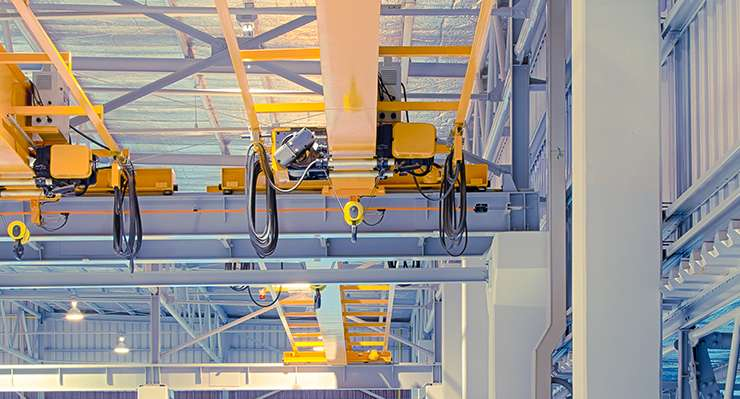 Overhead Crane Training, Inspection, and Recertification – Operator